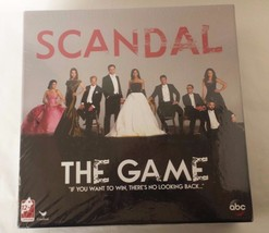 Scandal. The Game ABC HIT SHOW CARDINAL GAMES - $22.25