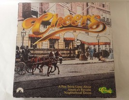 Vintage CHEERS Board Game 1992 - $22.25