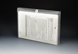Lion StringALong Clear Poly Envelopes with Guss... - $34.95