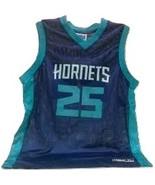 NBA Charlotte Hornets Boys Player Jersey - Navy... - $11.99