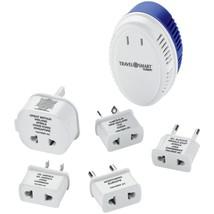 Travel Smart TS702X 1,875-Watt Converter with 5 Insulated Adapter Plugs - $49.02