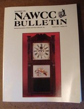 NAWCC Bulletin #275 Dec 1991 American Watchmaking Munger Astrolabe Trumpeter Box