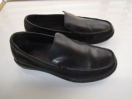 Cole Haan 9873 Air Keating Venetian Slip-On Men's Loafers Shoes Black 8M - $56.99