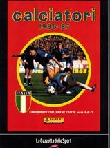 Calciatori 1986-87 - Reprint Album - Gazzetta Sport - $9.00