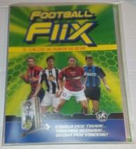Football Flix 2005 Empty Binder Topps Soccer - $6.00