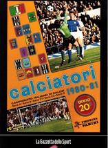 Calciatori 1980-81 - Reprint Album - Gazzetta Sport - $9.00