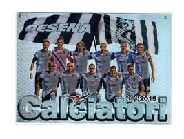 Calciatori Panini 2014-15 - Special Maxi Card Cesena - $6.00