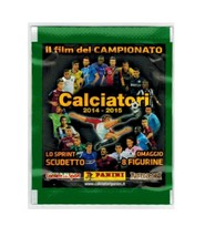 Calciatori 2014-2015 Sprint Scudetto Panini Pack V9-16 - $3.00