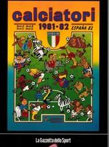 Calciatori 1981-82 - Reprint Album - Gazzetta Sport - $9.00