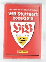 VfB Stuttgart 2009-10 Box 50 Packs Stickers Panini - $14.00