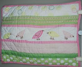Pottery Barn Kids Penelope Birds Quilted Small ... - $24.97