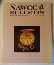 NAWCC Bulletin #277 April 1992 Graver Breguet J.Harrison Washington Watch Co