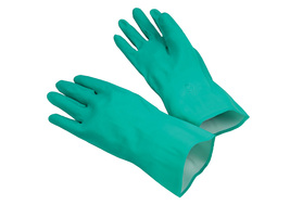 Nitrile 11 Mil Unsupported 13 Inch Long Glove, Sold by the Dozen - $15.30