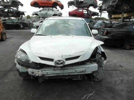 Seat Belt Retractor Passenger Right Rear 2004 05 06 07 08 09 Mazda 3 - $57.42
