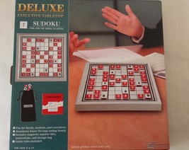 Suduko Deluxe Executive Tabletop Game - $15.35