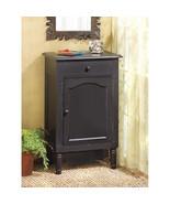 Cabinet - Storage - Wood - Antiqued Black - $94.95