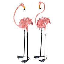Garden Stakes - Flamboyant Flamingo - Set of 2 - $54.95