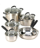 Cookware Set - Deluxe 10-Piece - $84.95