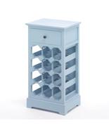 Cabinet - Wine Rack - Somerset Blue - $84.95