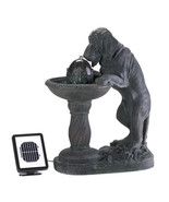 14769 Outdoor Water Fountain - Solar - Thirsty Dog - $139.95