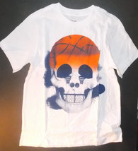 The Childrens Place Boys Basketball Skull T-Shirt Size Small 5-6 NWT - $13.99