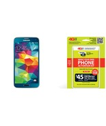 "Straight Talk Samsung Galaxy S5 ""Electric Blue""... - $199.99"