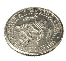 Close-Up Magic Street Trick Bite Coin Bite and Restored Half Dollar - One Ite... image 5