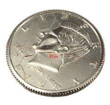 Close-Up Magic Street Trick Bite Coin Bite and Restored Half Dollar - One Ite... image 7