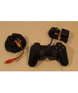 Sony Official Genuine PlayStation 2 Controller Dual Shock 2 with AV Cabl... - $19.95