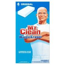 Mr. Clean Magic Eraser, Original, 4 Count - $4.66