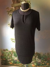Old Navy Womens Blue Knit Sweater Dress SZ SP - $17.80