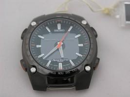 Complete case for sportura, analog digital, chronograph, alarm, 100 mts,SNJ011P2 - $487.08