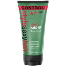 Sexy Hair Concepts: Style Sexy Hair - Not So Hard Up Gel 5.1oz - $27.46