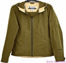 Columbia Sportswear Womens Jacket Hooded Adjust... - $23.71