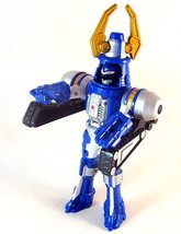 POWER RANGERS, BLUE TURBO DRILL ACTION FIGURE 2006,BATTERY OPERATED ,COL... - $23.41