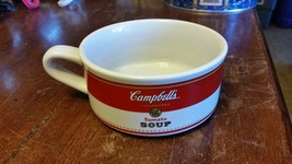 Campbells Ceramic Soup Bowl advertising soup la... - $9.49