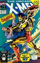 The Uncanny X-Men #279 [Comic] [Jan 01, 1991] C... - $1.95
