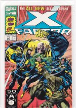 X FACTOR 71 [Comic] [Oct 01, 1991] Marvel (Comic) - $1.95