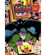 BATMAN Adventures #10 [Comic] [Jan 01, 1993] Kelley Puckett - $8.99