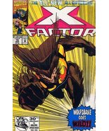 X Factor : 76 March 1992 : Wolfbane Goes Wild [... - $1.99