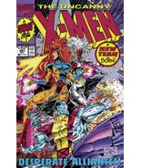 The Uncanny X-Men #281 (2nd printing, Red Lette... - $1.95