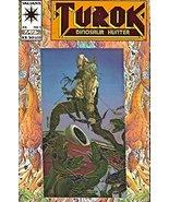Turok Dinosaur Hunter #1: Cold Blood Blazing (Valiant Comic Book July 19... - $1.95