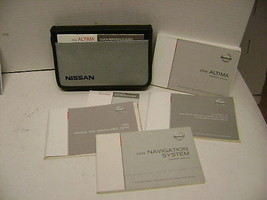 2009 Nissan Altima Owners Manual by Nissan - $39.59