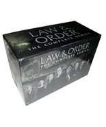 Law & Order: The Complete Series (Seasons 1-20 ... - $149.00
