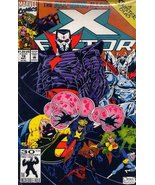 X Factor : 78 May 1992 : A Sinister Duo [Comic]... - $1.96