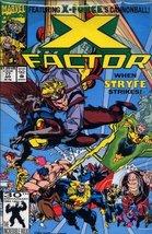 X Factor : 77 April 1992 : When Stryfe Srikes [Comic] - $5.95