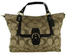 Coach 25290 Campbell Izzy Signature Print Women... - $420.75