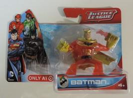 "DC Comics Justice League Target Exclusive Batman Gold & Red 2"" inch figure - New - $4.35"