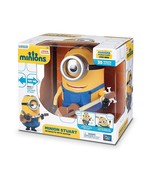 Disney Pixar Thinkway Toys Despicable Me Minions Stuart with Guitar  - $72.00