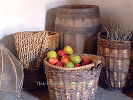 Apple Harvest, Southwest Art, 5 x 7  Matted Photograph, Digital Art, Ori... - $20.00